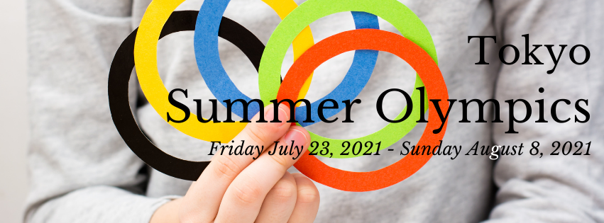 64 Days to Summer Olympics 2021