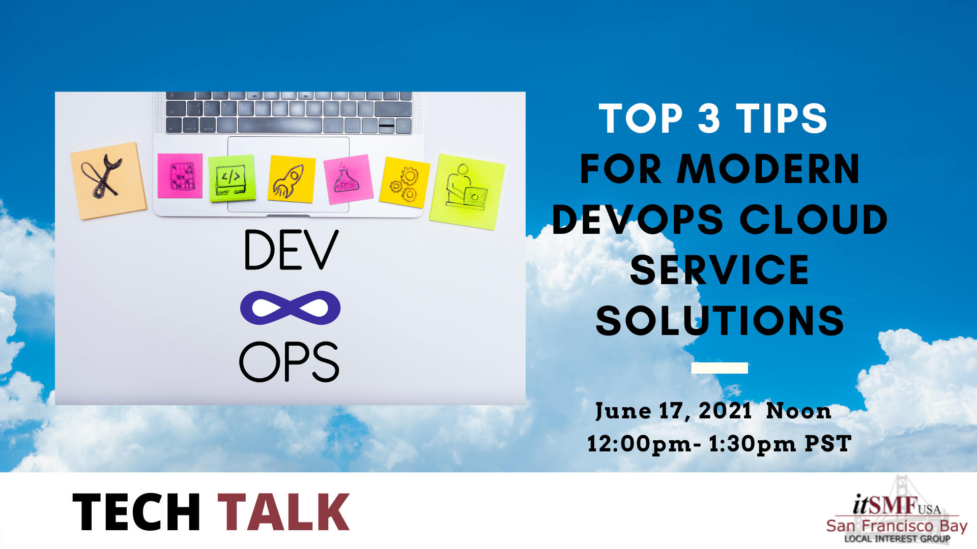 TECH TALK: Top 3 Things to Modernize for DevOps Cloud Service Solutions
