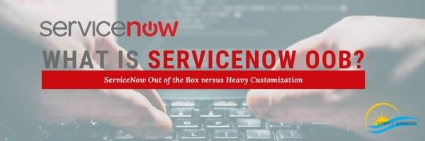 Cost and Value Detractors in Customization of your ServiceNow investment